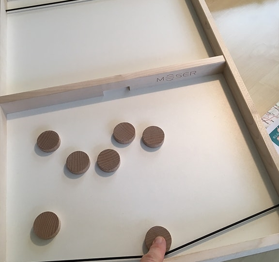 Puck - Spiel Firma Moser